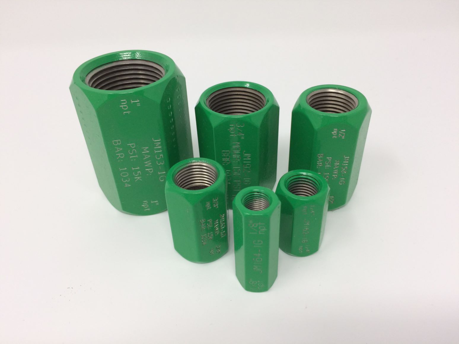 Powder Coated Vent Tubes